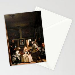 "Diego Velázquez ""Las Meninas (The Maids of Honour)"" Stationery Cards"