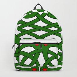 The Book of Kells Medallion Backpack