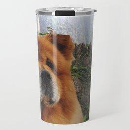 Dog Chow Chow Travel Mug