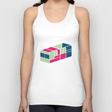 Chicken Bus - 2 Unisex Tank Top