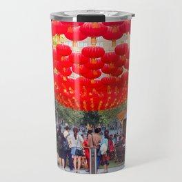 Chinese New Year, Sydney Travel Mug
