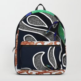 GREEN BEETLE Backpack