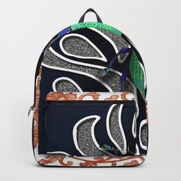 GREEN BEETLE Backpack