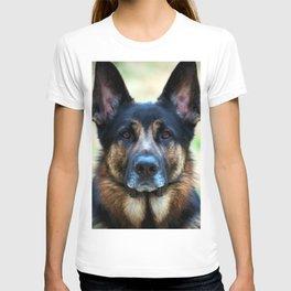 Regal German Shepherd T-shirt