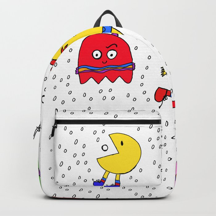 Winter game Backpack