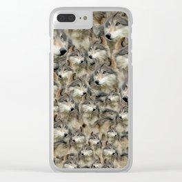 I Am Essential Clear iPhone Case