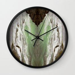 Body of Gullfoss Wall Clock