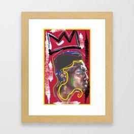 BASK-KI-AYT Framed Art Print