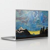 battlestar galactica Laptop & iPad Skins featuring Galactica by LightsavoursCorner