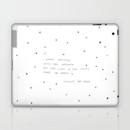 sight of the stars makes me dream Laptop & iPad Skin