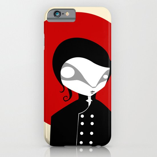 Alone iPhone & iPod Case