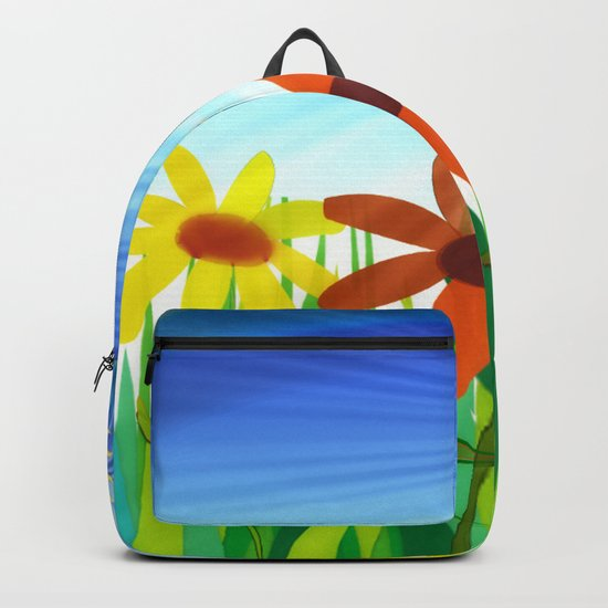 Let the Sun Shine In Backpack