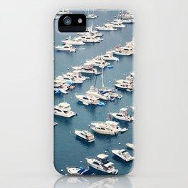 Avalon Harbor iPhone Case