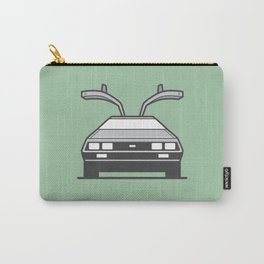#4 Delorean Carry-All Pouch
