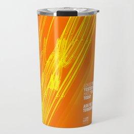 The Love Series 200 Orange Travel Mug