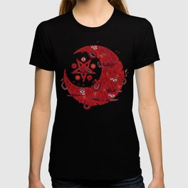 The Blood Moon Compels You to Fuck Shit Up T-shirt