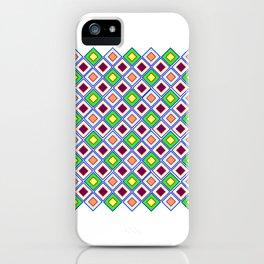 Klassik Muster   (A7 B0009) iPhone Case