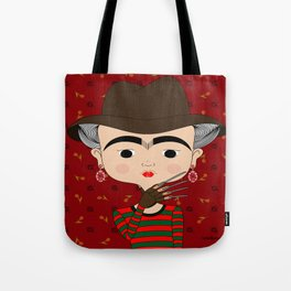 Frida Krueger Tote Bag