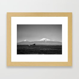 ARARAT Framed Art Print