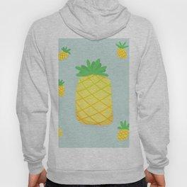 pineapple fruit tropical food Hoody