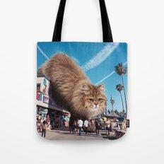 Venice Monster Tote Bag