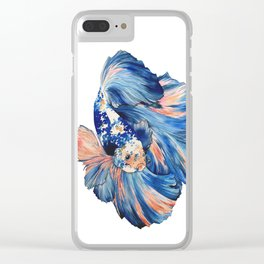 Beta1 Clear iPhone Case