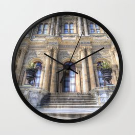 Dolmabahce Palace Istanbul Wall Clock