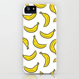 Go bananas! iPhone Case