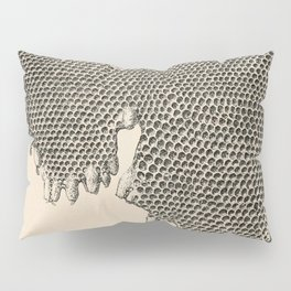 Honeycomb Frame Pillow Sham