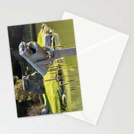 Pondside Panoramic Visor Stationery Cards