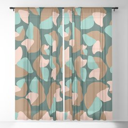 Thyra XIII Sheer Curtain