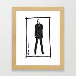 Arash Mazinani Framed Art Print