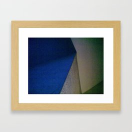 Untitled (tektology studies #26), 2010 Framed Art Print