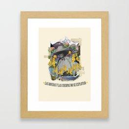 Qochas Framed Art Print