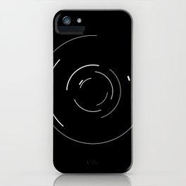 Orbital Mechanics by Diagraf and Ewerx iPhone Case