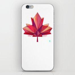 Canada 150 // Warm iPhone Skin