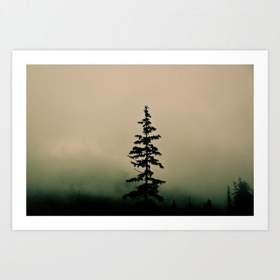 Trees Of The Field #3 Art Print