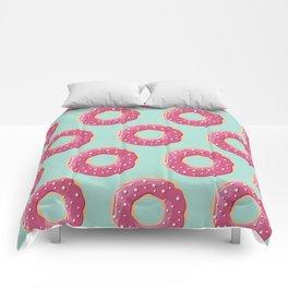Donuts 001 Comforters