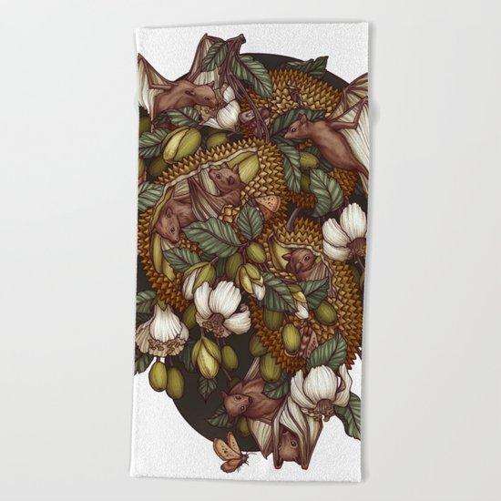 Botanica Beach Towel