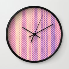Spotty! Dotty!  Wall Clock