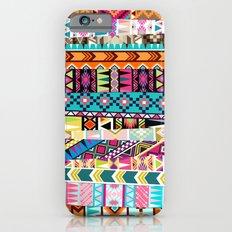 Tribal Mix Slim Case iPhone 6s
