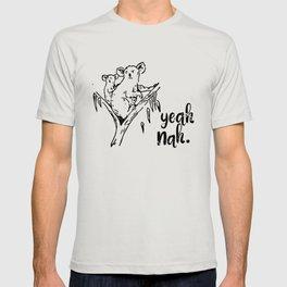 Koala yeah nah T-shirt