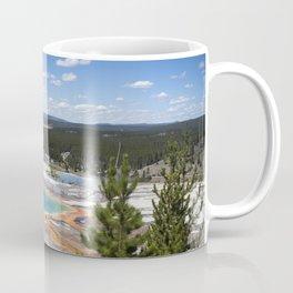 grand prismatic spring Coffee Mug