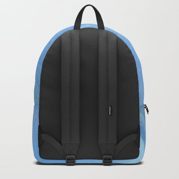 Happy Joyride (blue yellow) Backpack