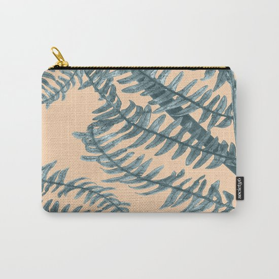 Silver Fern Carry-All Pouch