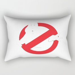 ghosbuster Rectangular Pillow
