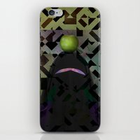 secret life iPhone & iPod Skins featuring The Secret Life of Arabia by Angelo Cerantola