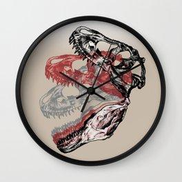 Roarhol Wall Clock