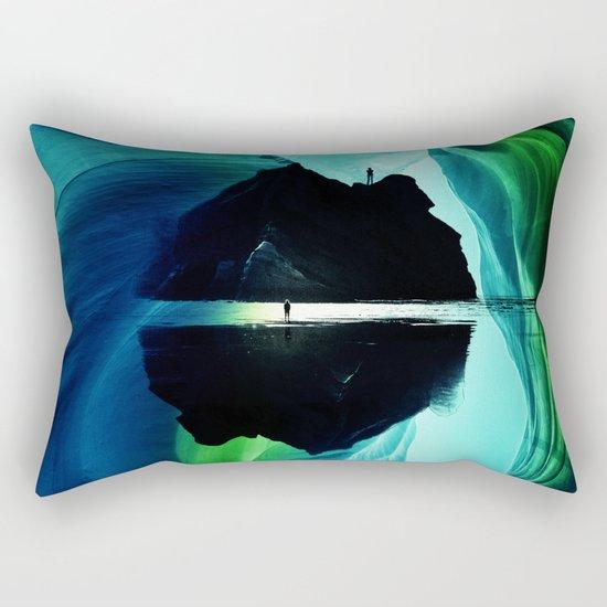 Can`n let you go Rectangular Pillow