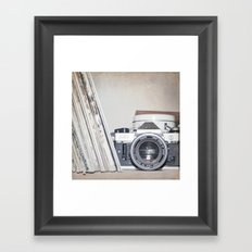 Anachrophile  Framed Art Print